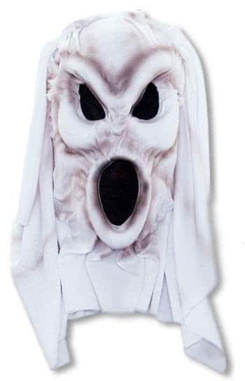 geister maske deluxe halloween maske karneval universe. Black Bedroom Furniture Sets. Home Design Ideas