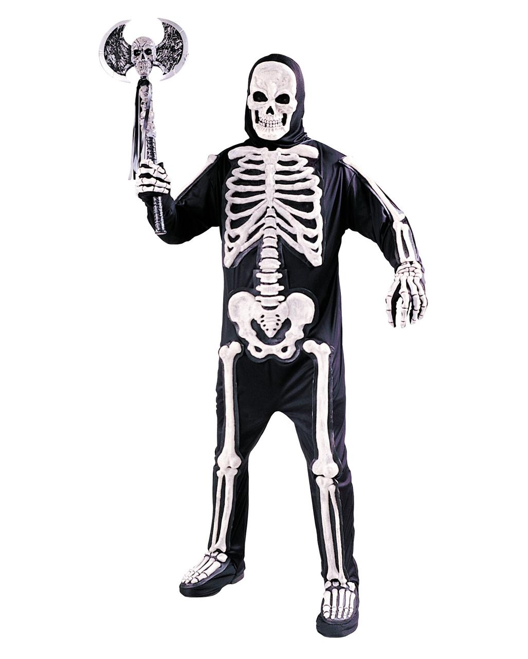 3d skelett kost m adult f r halloween karneval universe. Black Bedroom Furniture Sets. Home Design Ideas