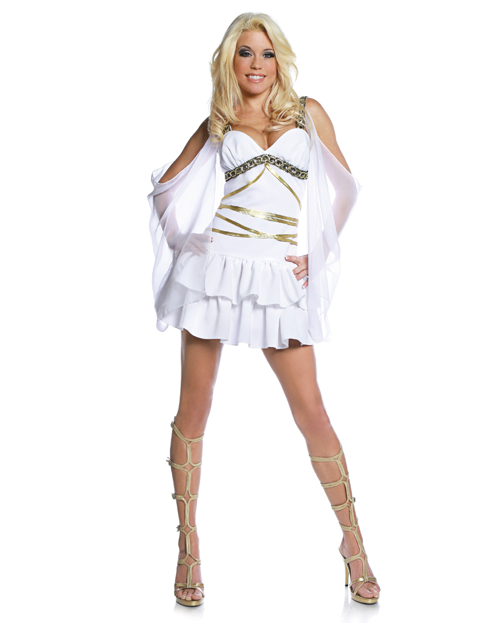 e216957eed23b Göttin Aphrodite Kostüm