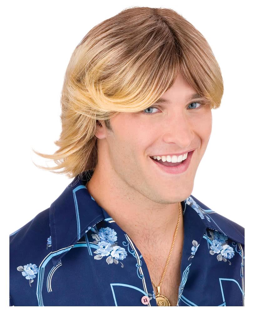 Surfer Boy Perucke Blond