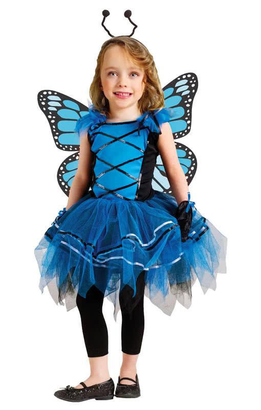 ballerina falter kleinkinderkost m blaues schmetterlings. Black Bedroom Furniture Sets. Home Design Ideas