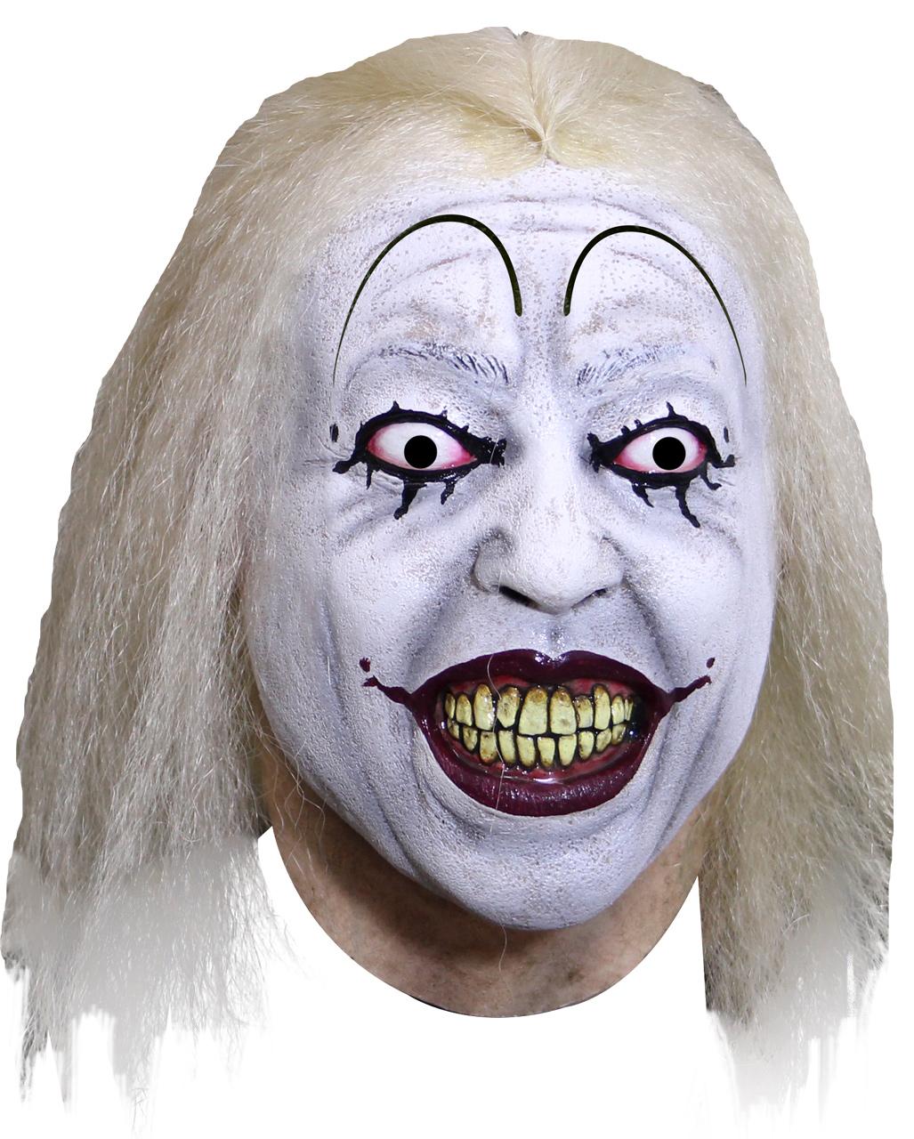 baseball horror clown maske online bestellen karneval universe. Black Bedroom Furniture Sets. Home Design Ideas