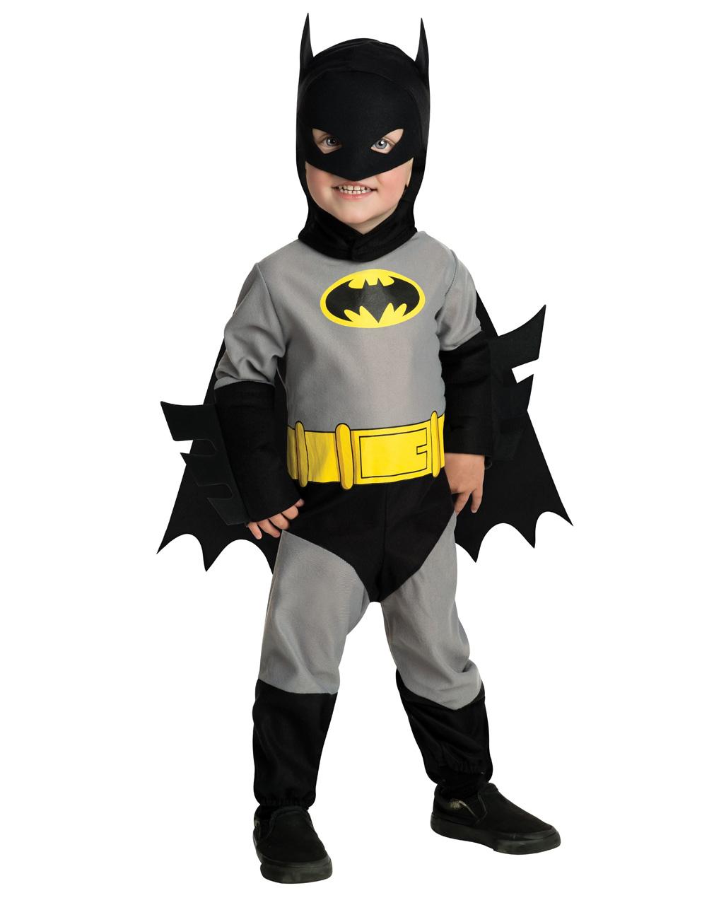 batman kost m f r kleinkinder als superhelden verkleidung karneval universe. Black Bedroom Furniture Sets. Home Design Ideas