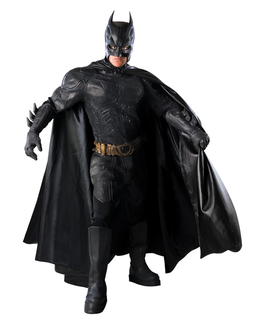 batman kost m deluxe 12 teilig superhelden kost m. Black Bedroom Furniture Sets. Home Design Ideas