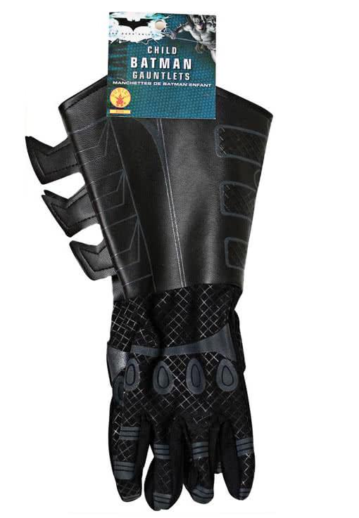 batman handschuhe f r kinder superhelden zubeh r. Black Bedroom Furniture Sets. Home Design Ideas