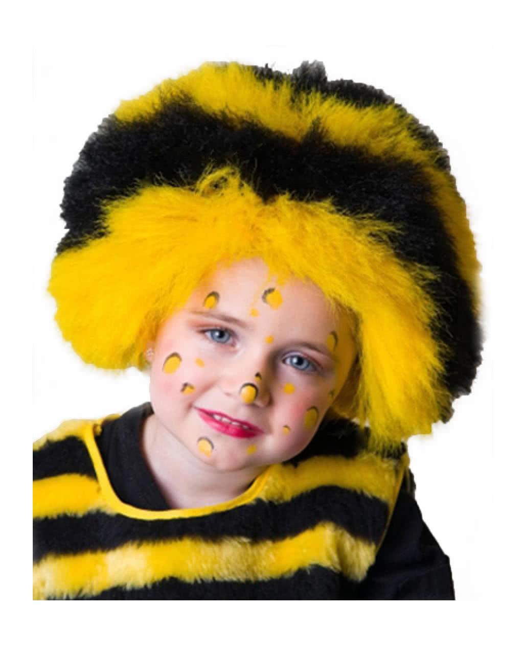 Kinder Bienen Perucke Faschingsperucke Karneval Universe