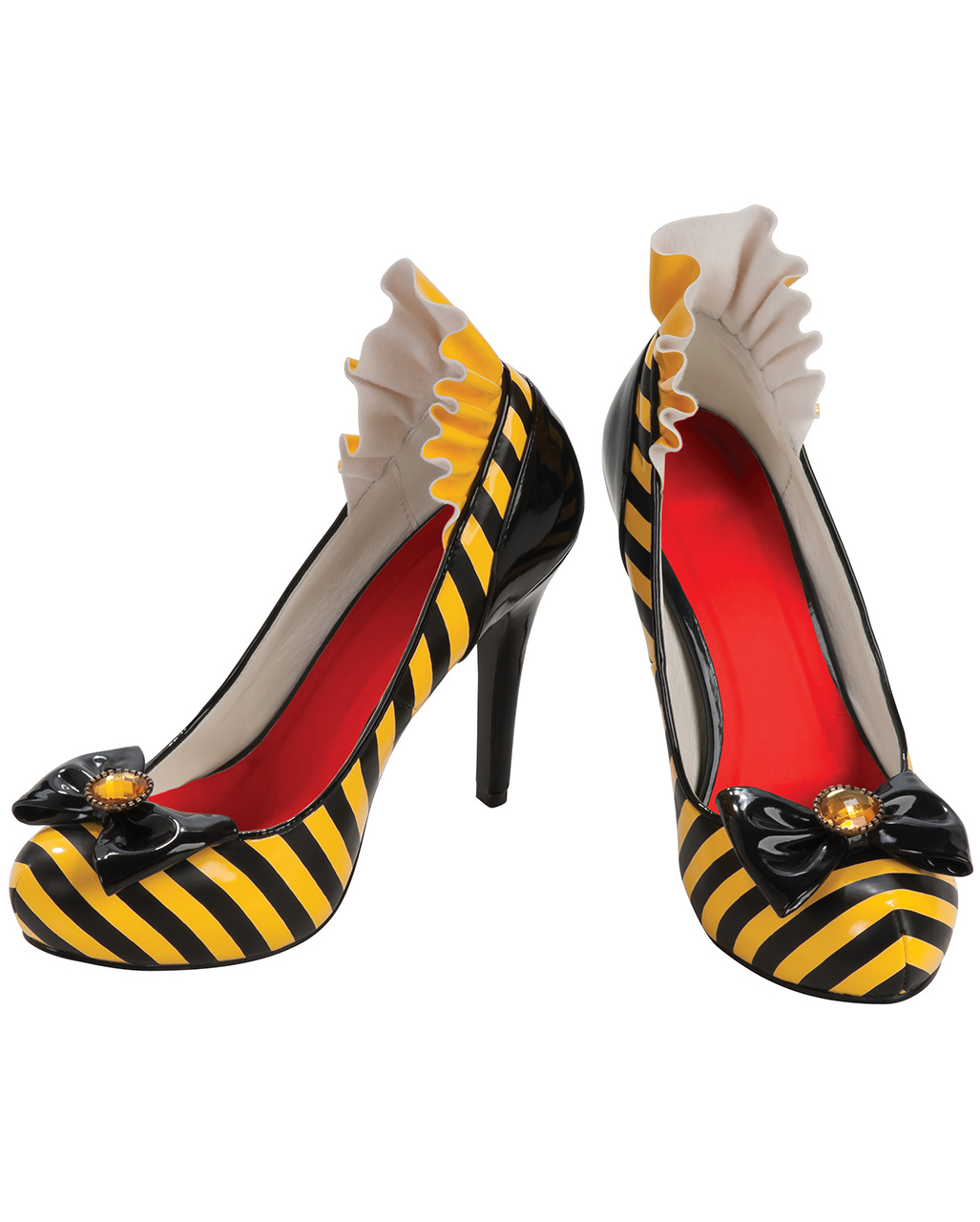 Bees Shoes With Bow | costume shoes buy