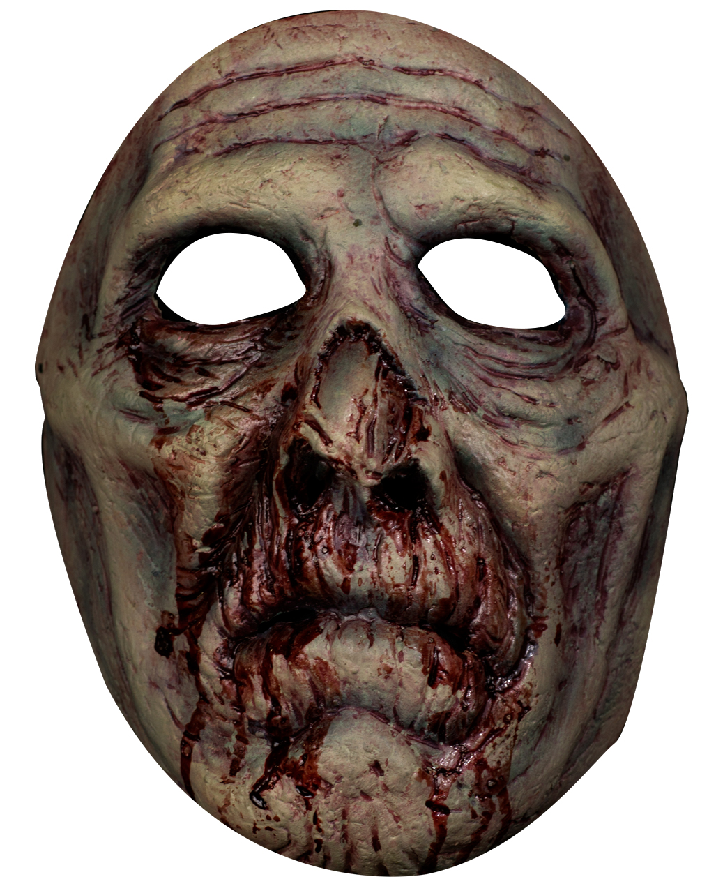 Bloody Zombie Schädel Horror Maske Halloween Party Karneval Faschingmaske Kostüm