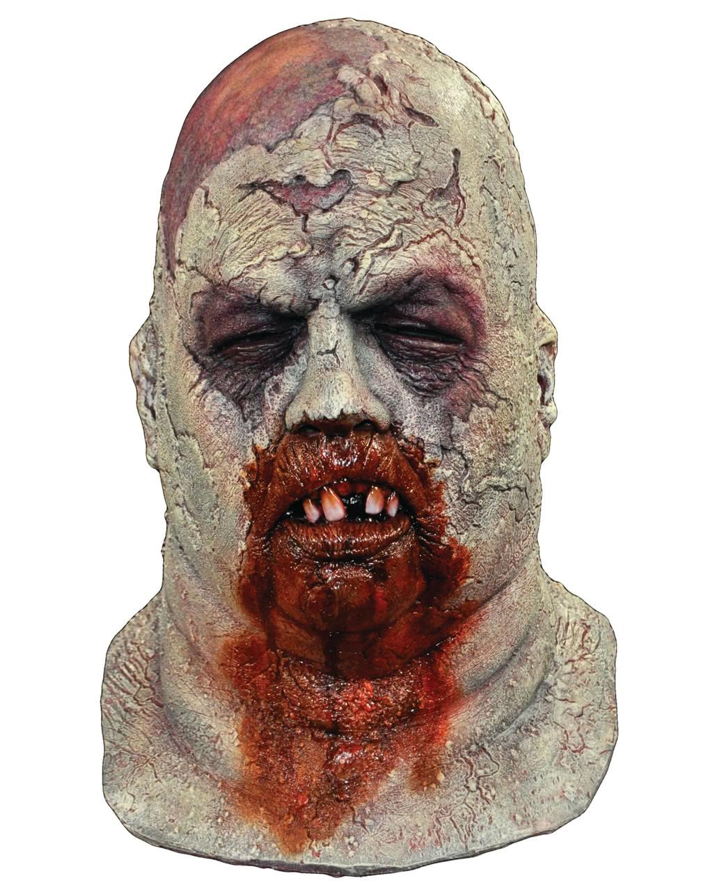 Boat Zombie Latex Maske Horrormasken kaufen | Karneval ...