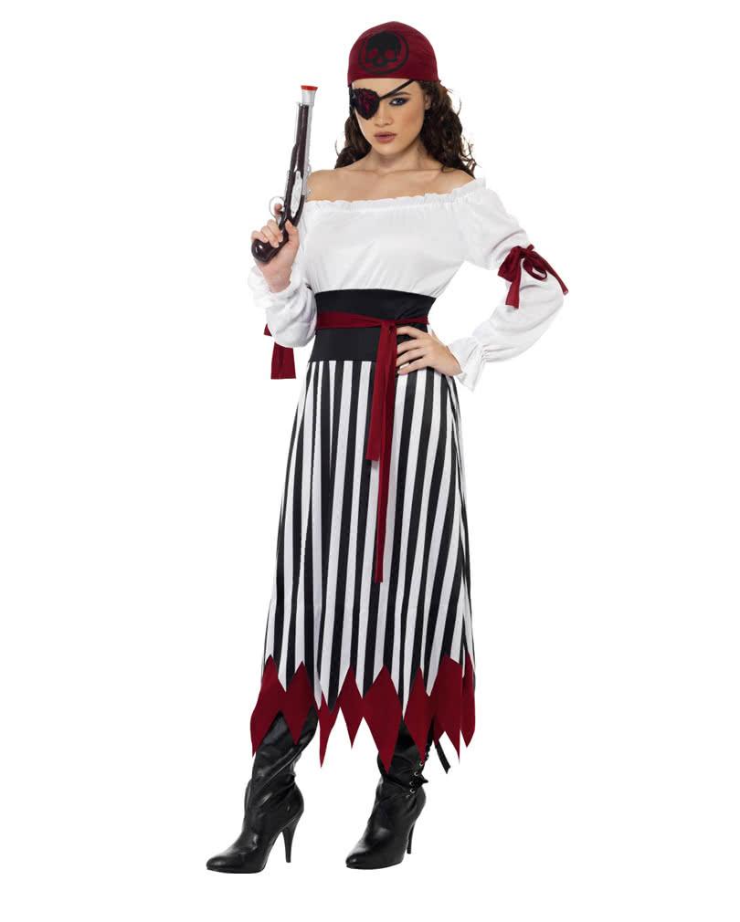 buccaneer piratin kost m s 36 38 piratenbraut. Black Bedroom Furniture Sets. Home Design Ideas