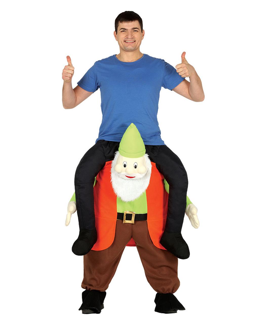 Carry Me Kostum Reiter Auf Zwerg Bestellen Karneval Universe