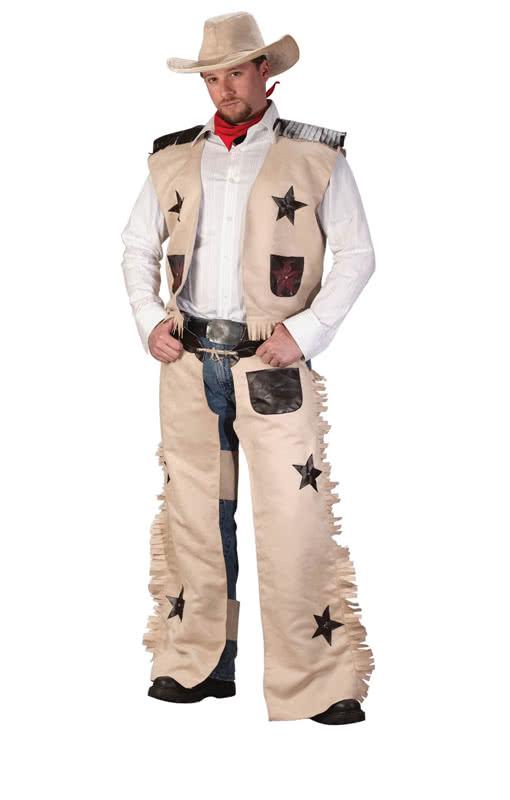 cowboy komplett outfit wild west kost m westernheld equipment karneval universe. Black Bedroom Furniture Sets. Home Design Ideas