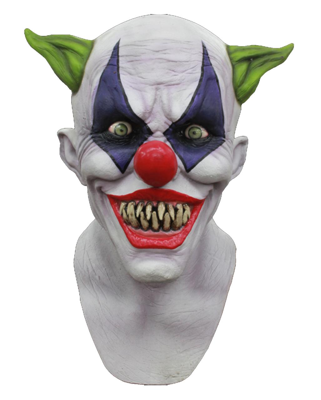 große sorten klassisch Wert für Geld Deadly Horror Clown Maske