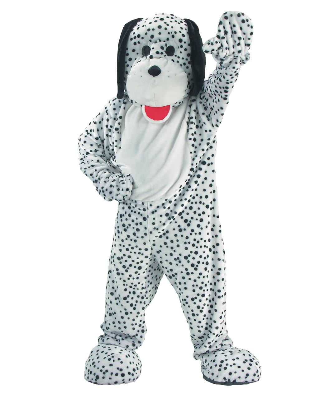 dalmatiner kost m hundekost m als maskottchen karneval universe. Black Bedroom Furniture Sets. Home Design Ideas