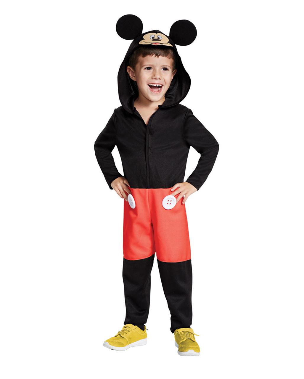 Mickey Maus Kostum Fur Kinder Online Kaufen Bei Karneval Universe
