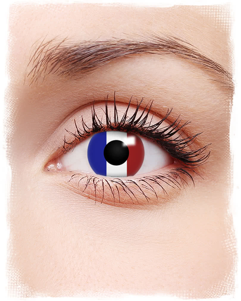 motivlinsen holland kroatien frankreich rot wei blaue kontaktlinsen karneval universe. Black Bedroom Furniture Sets. Home Design Ideas