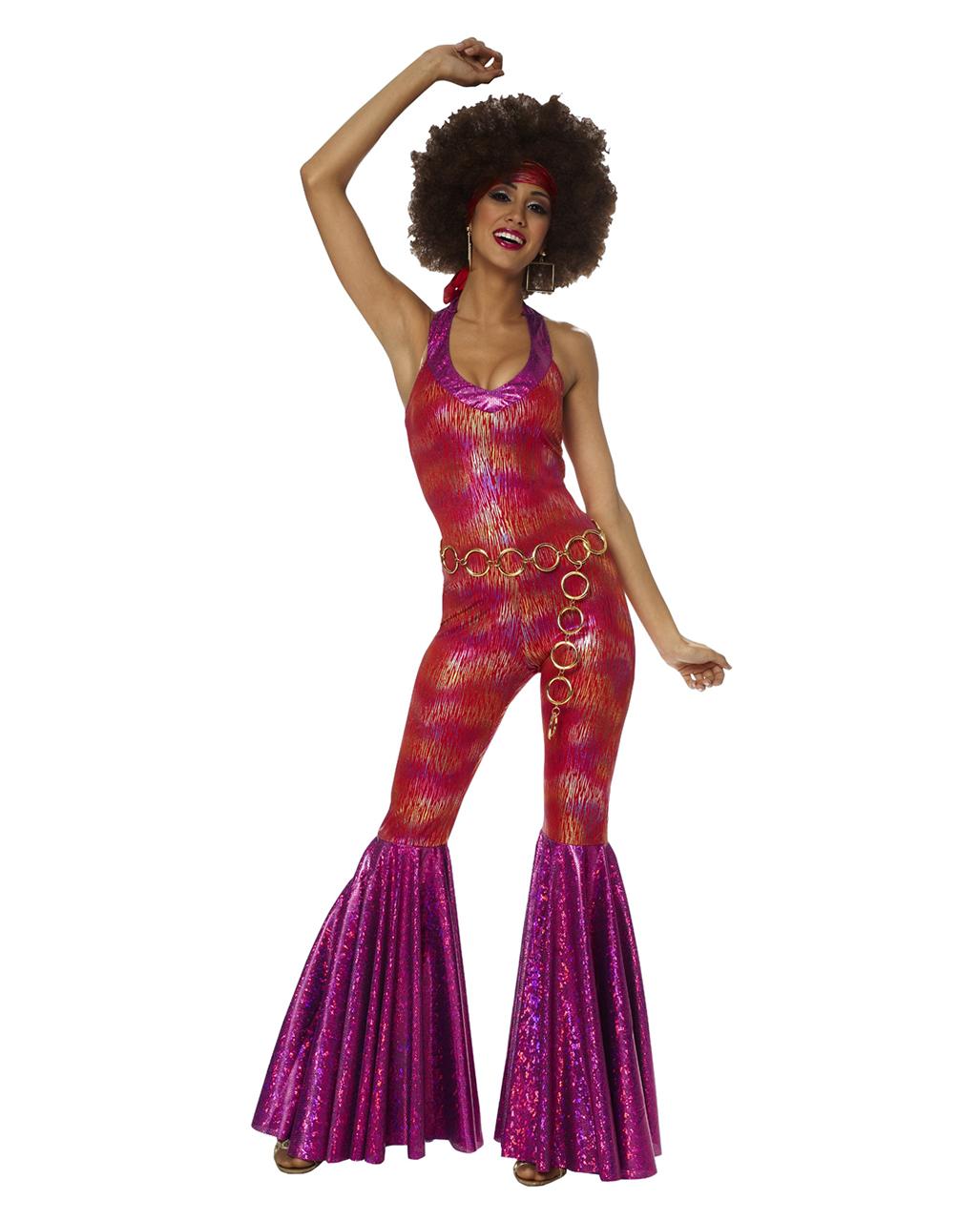 9e0b4833f4479 Foxy Lady 70er Jahre Kostüm