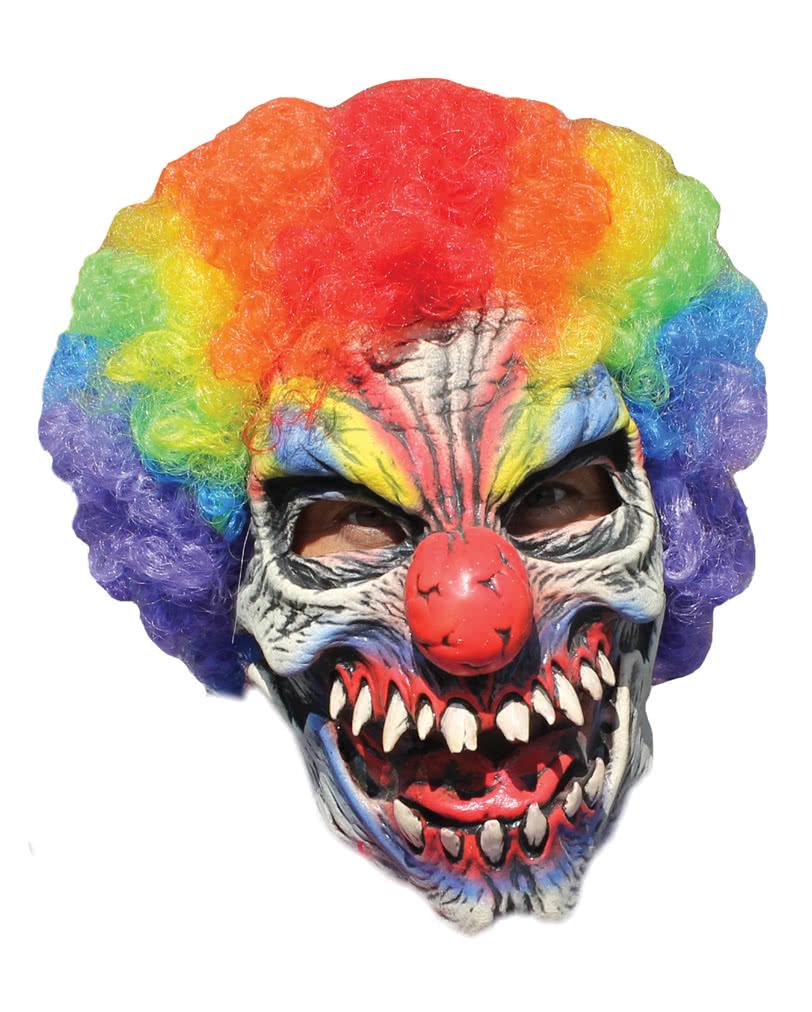 funny bones horror clownmaske halloween clown maske. Black Bedroom Furniture Sets. Home Design Ideas