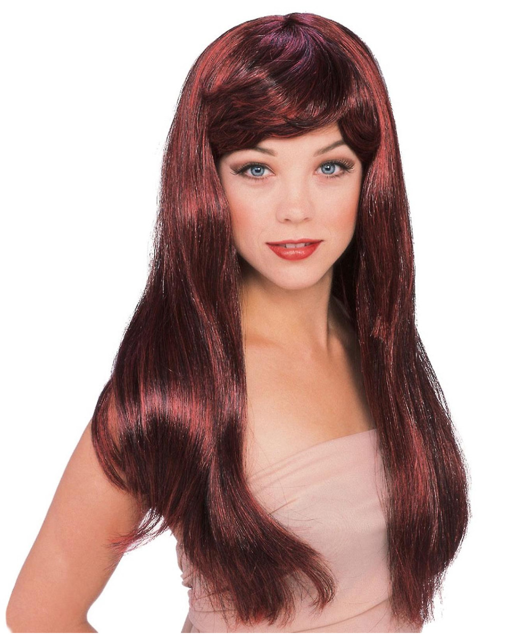 Glamour Wig Auburn Buy Wigs Low