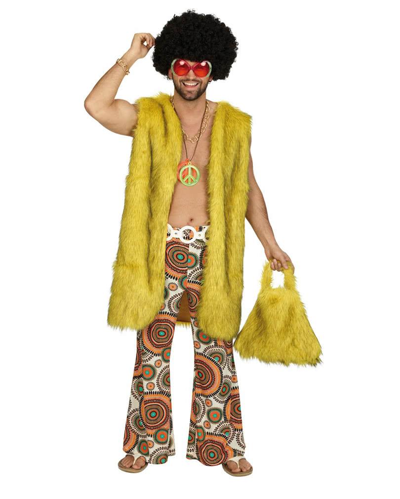 hippie schlaghose hippie kost m f r sie un ihn karneval universe. Black Bedroom Furniture Sets. Home Design Ideas