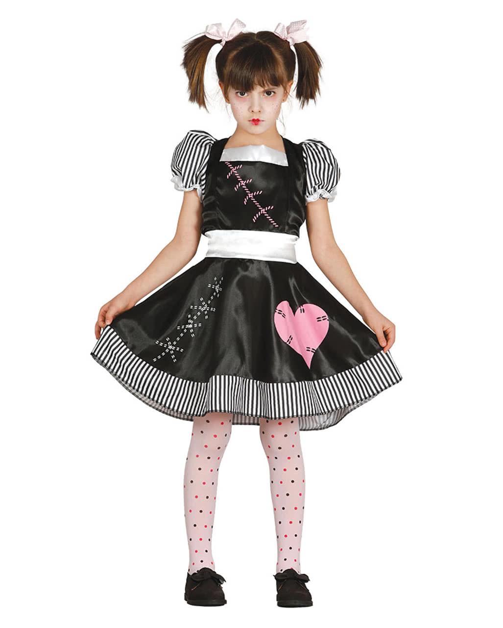 ragdoll kinder puppenkost m ragdoll f r halloween kinder party karneval universe. Black Bedroom Furniture Sets. Home Design Ideas