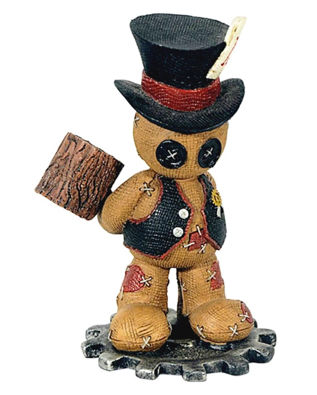 mallet max pinheadz voodoo p ppchen karneval universe. Black Bedroom Furniture Sets. Home Design Ideas