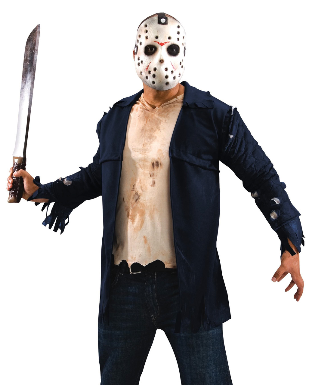jason voorhees deluxe kost m xl das beste outfit f r. Black Bedroom Furniture Sets. Home Design Ideas