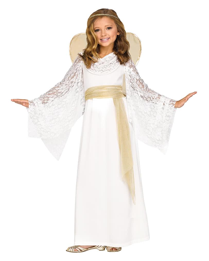 Kinderkostum Kleiner Engel Fur Weihnachten Karneval Universe