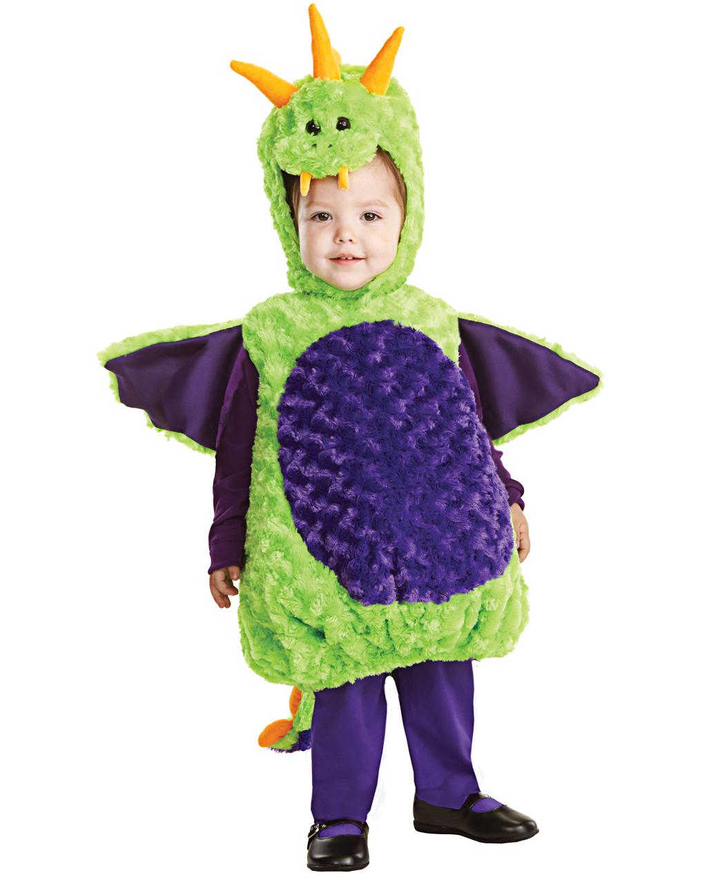 Kleiner Plusch Drache Babykostum Fur Halloween Karneval Universe