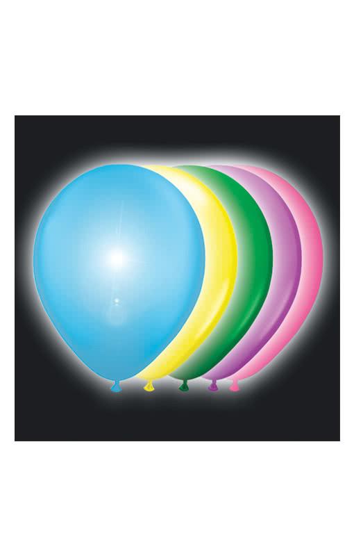 led luftballons leuchtende ballons f r die partie karneval universe. Black Bedroom Furniture Sets. Home Design Ideas
