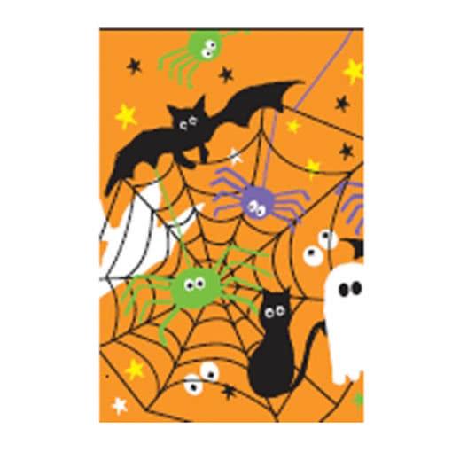Halloween tischdecke tischdekoration - Tischdekoration halloween ...