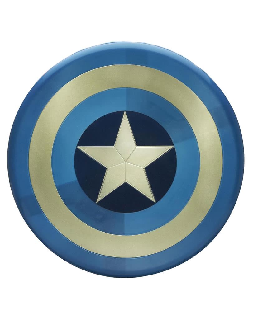 captain america frisbee schild marvel kost mzubeh r spielzeug karneval universe. Black Bedroom Furniture Sets. Home Design Ideas