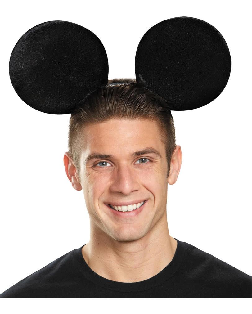Grosse Mickey Mouse Ohren Comic Maus Ohren Haarreif Karneval