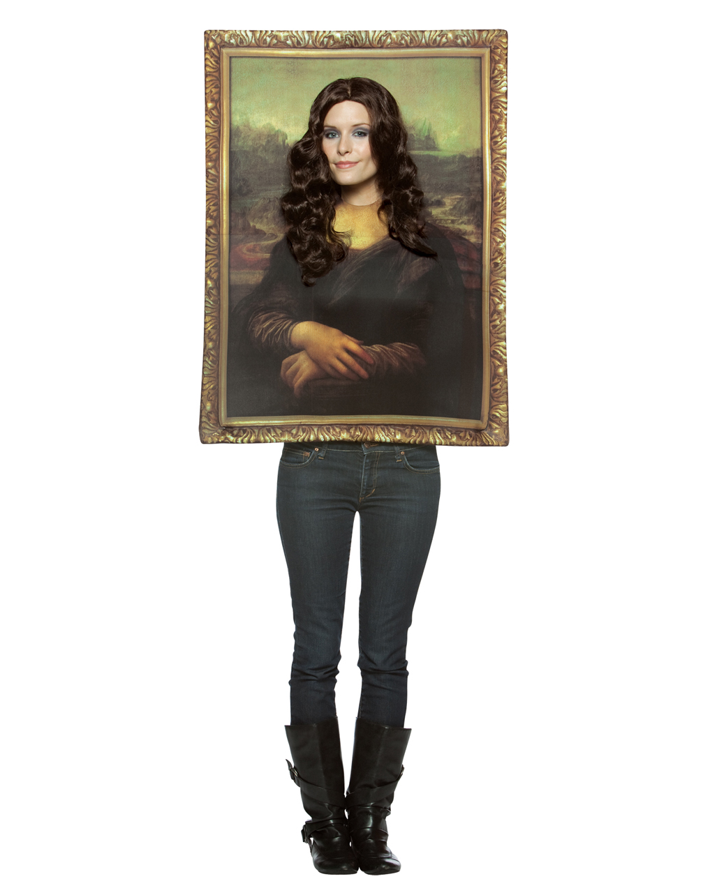 mona lisa faschingskost m online bestellen karneval universe. Black Bedroom Furniture Sets. Home Design Ideas