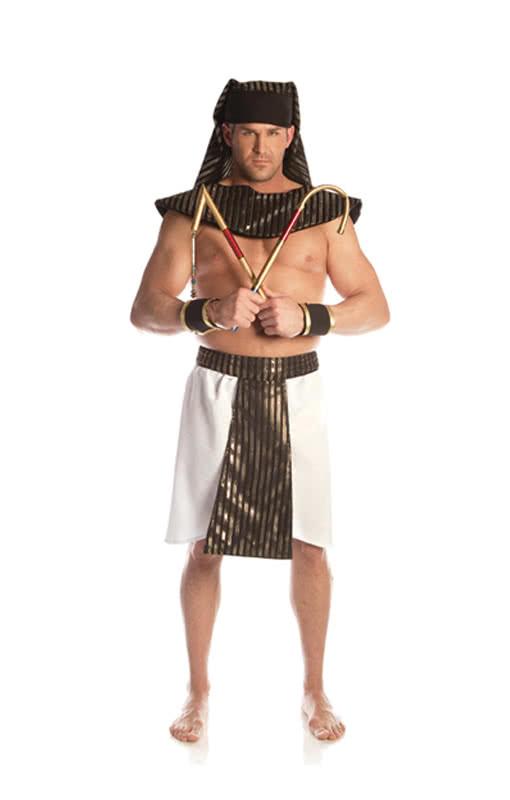 pharao ramses premium kost m one size gyptischer k nig kost m karneval universe. Black Bedroom Furniture Sets. Home Design Ideas
