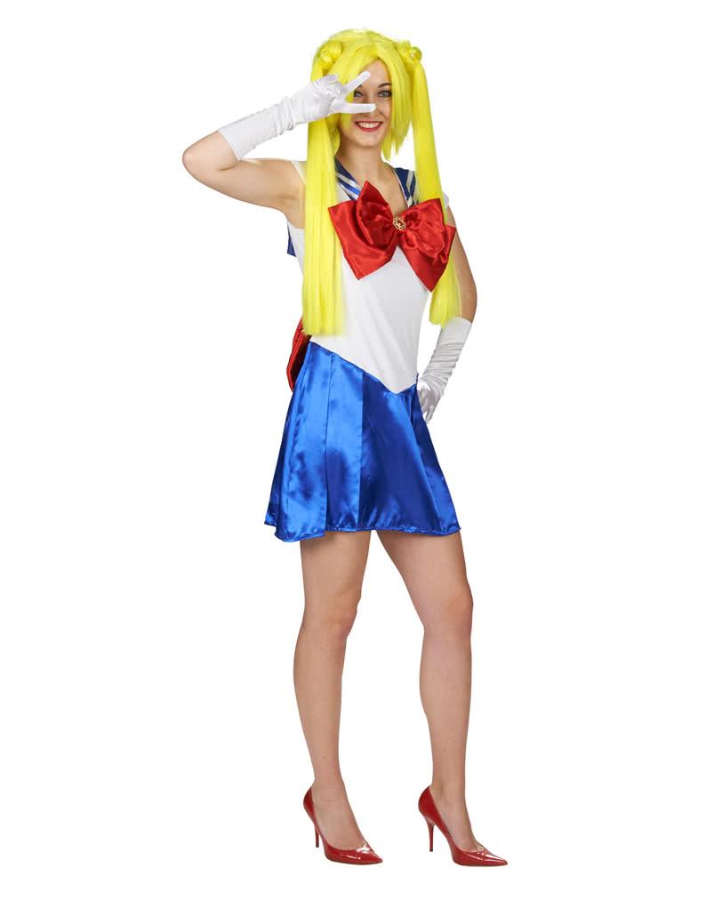 sailor kriegerin kost m anime kost m f r cosplay fans karneval universe. Black Bedroom Furniture Sets. Home Design Ideas