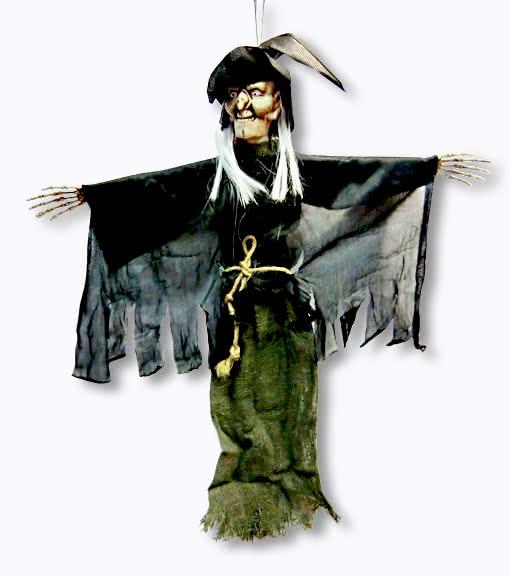 Minihexe Gr Ner Umhang Halloween Hexe Deko Hexe Hexendeko