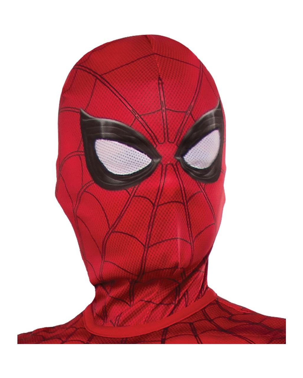 spiderman maske f r kinder f r fasching karneval universe. Black Bedroom Furniture Sets. Home Design Ideas