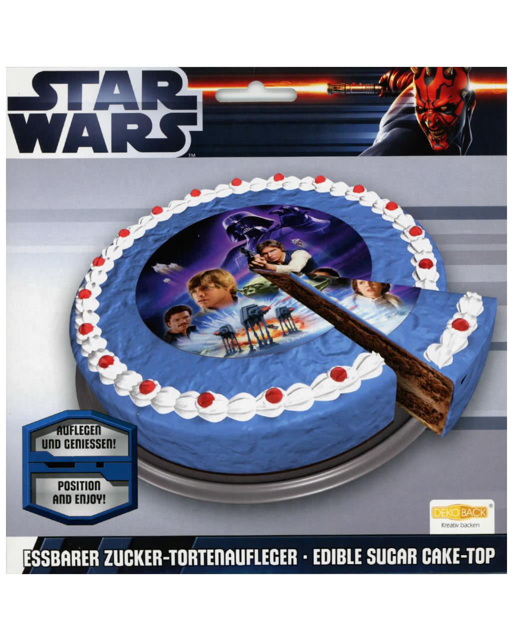 Star Wars Cake Stand