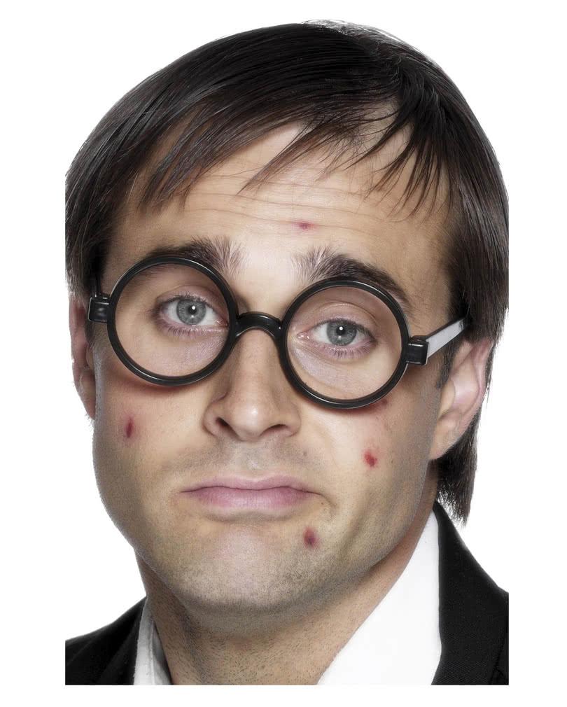 Hipster Nerd Brille Brille Ohne Glaser Als Kostumzubehor Karneval Universe