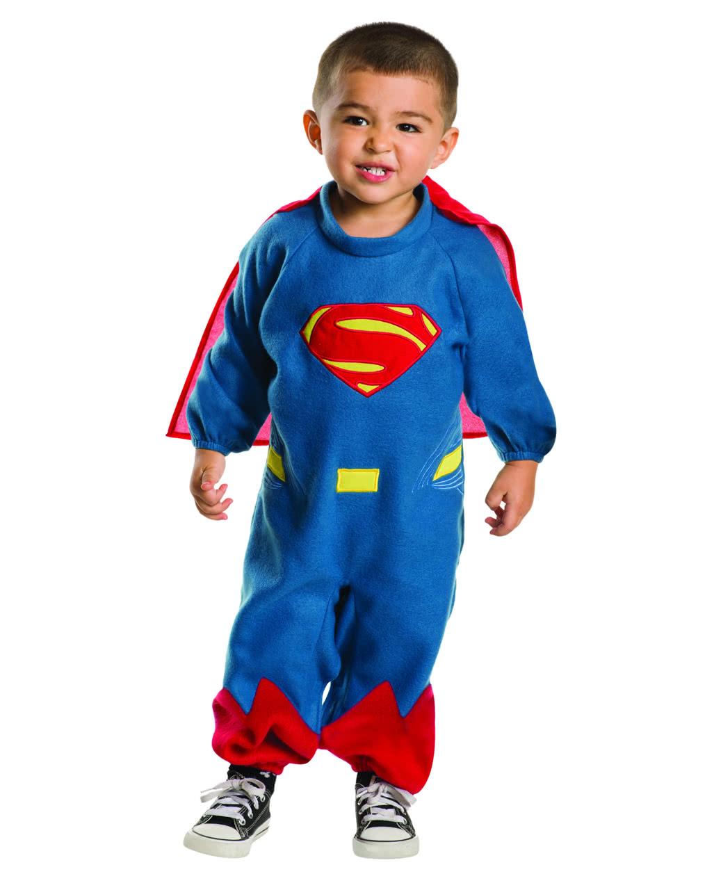 baby kost m superman dc superheld karneval universe. Black Bedroom Furniture Sets. Home Design Ideas