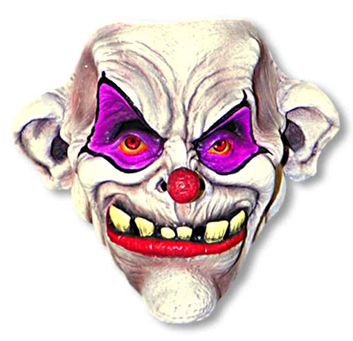 toofy clown maske kost me clown gruseliger clown. Black Bedroom Furniture Sets. Home Design Ideas