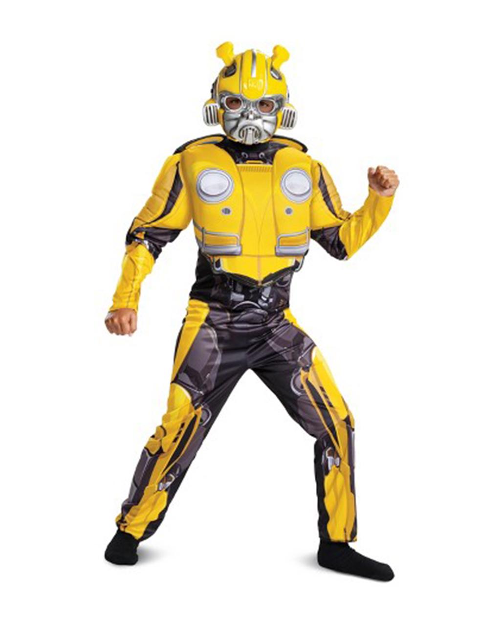 Transformers Bumblebee Children Costume for Halloween