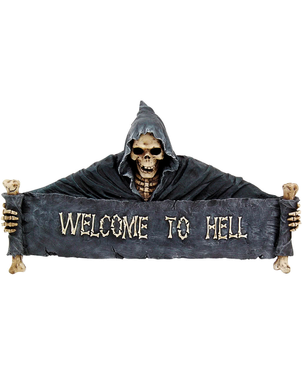 Large Door Sign Welcome To Hell To Order Karneval Universe