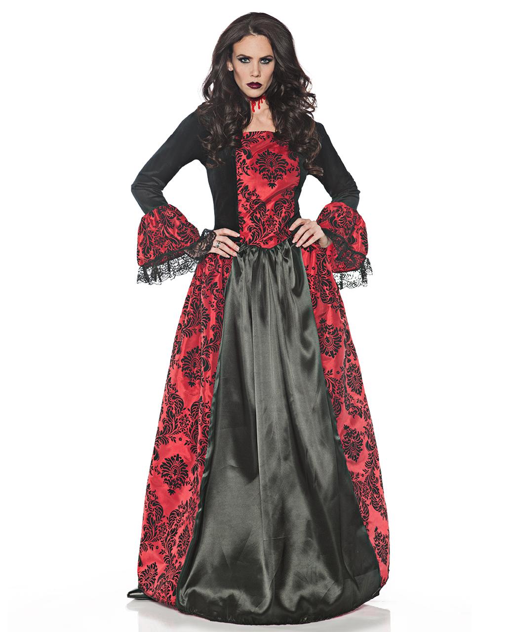 Vampire Countess Costume for Halloween | - Karneval Universe