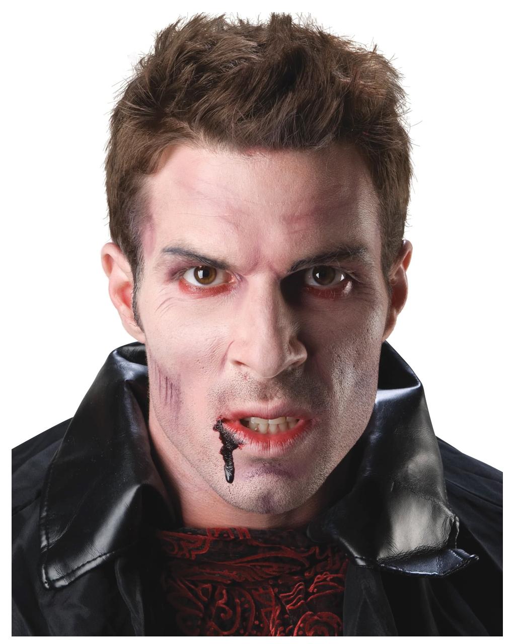 vampir schminke make up stack dracula schminke als. Black Bedroom Furniture Sets. Home Design Ideas