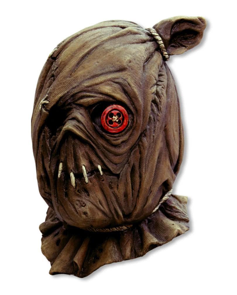 scary vogelscheuchen maske halloween maske aus latex. Black Bedroom Furniture Sets. Home Design Ideas
