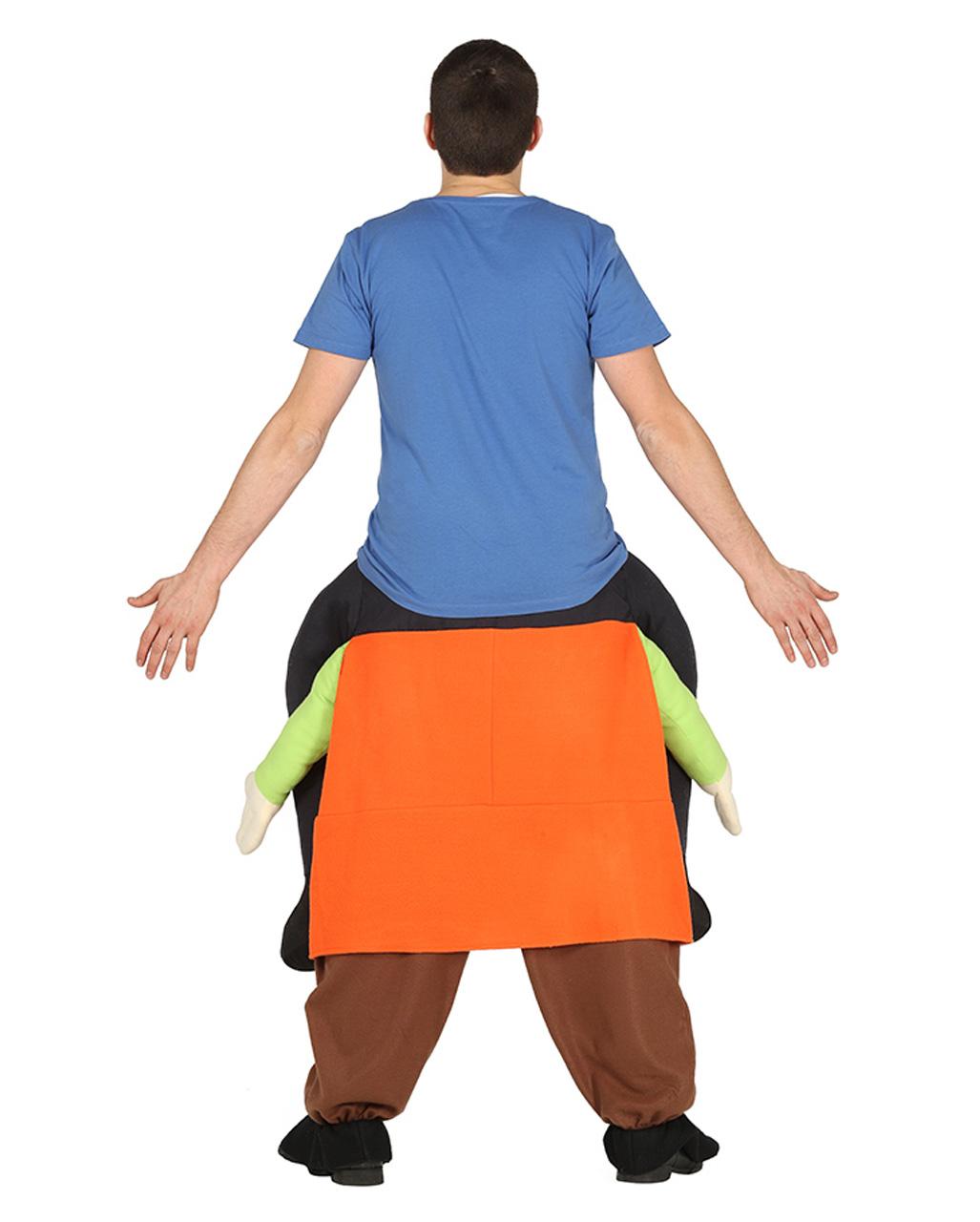 carry me kost m reiter auf zwerg bestellen karneval universe. Black Bedroom Furniture Sets. Home Design Ideas