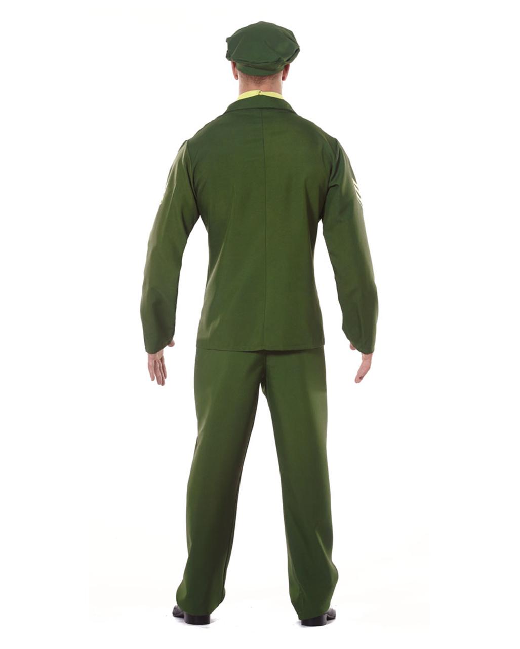 soldaten uniform kost m milit r kost m karneval universe. Black Bedroom Furniture Sets. Home Design Ideas