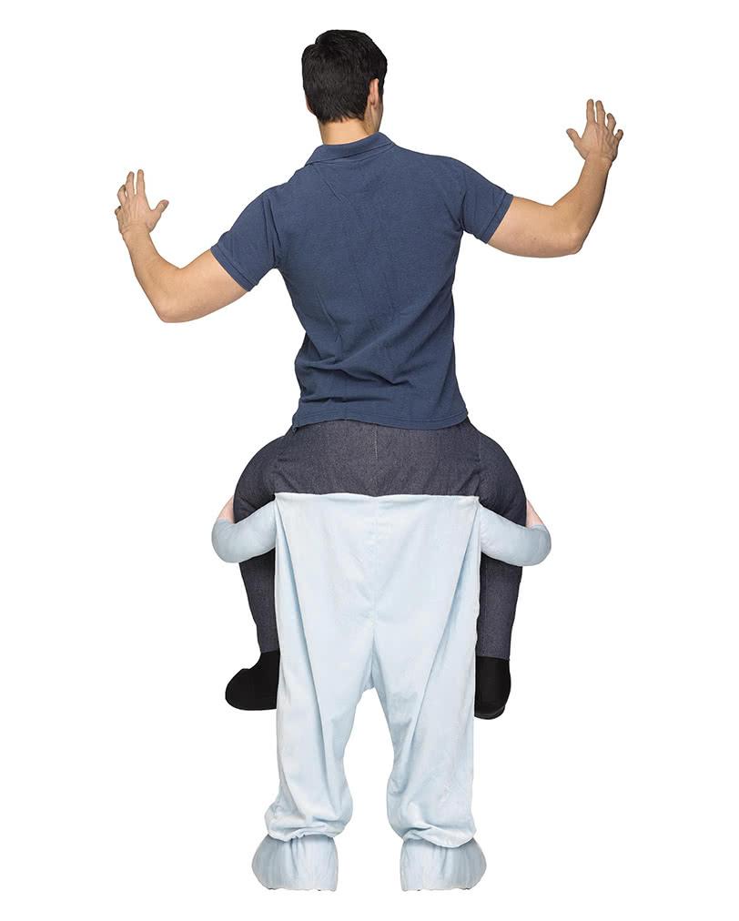 reiter auf baby carry me kost m f r fastnacht karneval. Black Bedroom Furniture Sets. Home Design Ideas